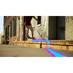 Thumbnail utilizing flash motion graphics 1831 v1