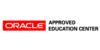 Logo van Oracle Education Partner